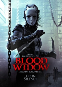 Blood Widow - Poster / Capa / Cartaz - Oficial 1
