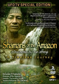 Xamãs da Amazônia - Poster / Capa / Cartaz - Oficial 1