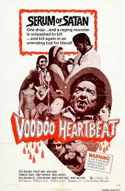 Voodoo Heartbeat - Poster / Capa / Cartaz - Oficial 1