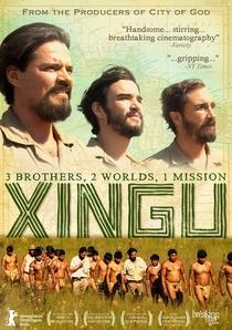 Xingu - Poster / Capa / Cartaz - Oficial 2