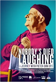 Nobody's Died Laughing - Poster / Capa / Cartaz - Oficial 1