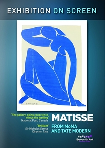 Exhibition On Screen: Matisse from MoMA and Tate Modern - Poster / Capa / Cartaz - Oficial 1