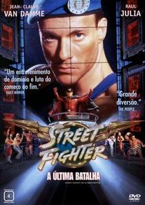 Street Fighter: A Última Batalha - Poster / Capa / Cartaz - Oficial 2