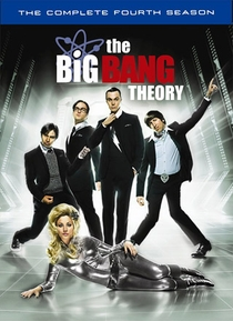 Big Bang: A Teoria (4ª Temporada) - Poster / Capa / Cartaz - Oficial 2