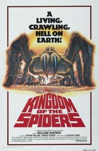 O Império das Aranhas  - Poster / Capa / Cartaz - Oficial 1
