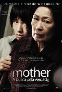 Mother - A Busca Pela Verdade - Poster / Capa / Cartaz - Oficial 2