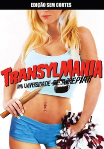 Transylmania - Uma Universidade de Arrepiar - Poster / Capa / Cartaz - Oficial 3