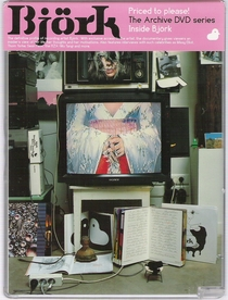 Inside Björk - Poster / Capa / Cartaz - Oficial 1