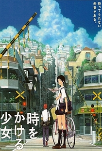 A Garota que Conquistou o Tempo - Poster / Capa / Cartaz - Oficial 10