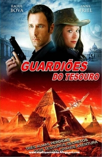 Guardiões do Tesouro - Poster / Capa / Cartaz - Oficial 3