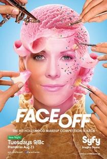 Face Off (3ª Temporada) - Poster / Capa / Cartaz - Oficial 1