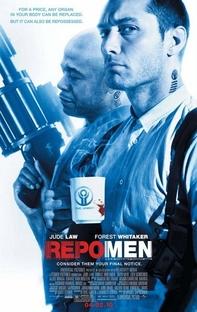 Repo Men: O Resgate de Órgãos - Poster / Capa / Cartaz - Oficial 3