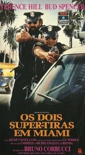 Os Dois Super-Tiras em Miami - Poster / Capa / Cartaz - Oficial 2