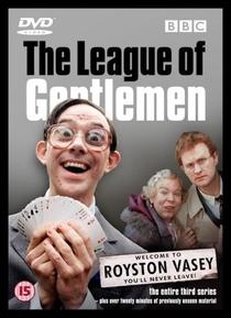 A Liga dos Cavalheiros (3ª Temporada) - Poster / Capa / Cartaz - Oficial 1