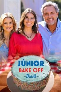 Junior Bake Off Brasil - Poster / Capa / Cartaz - Oficial 1