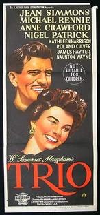 Trio - Poster / Capa / Cartaz - Oficial 1