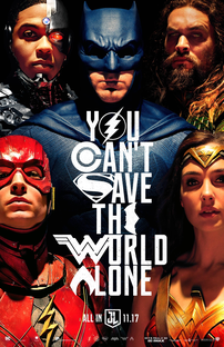 Liga da Justiça - Poster / Capa / Cartaz - Oficial 1