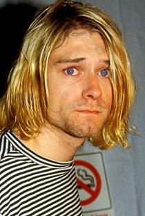 Kurt Cobain - Poster / Capa / Cartaz - Oficial 15
