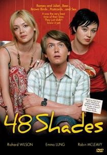 48 Shades - Poster / Capa / Cartaz - Oficial 1