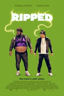 Ripped - Poster / Capa / Cartaz - Oficial 1