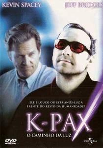 K-Pax - O Caminho da Luz - Poster / Capa / Cartaz - Oficial 3