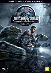 Jurassic World - O Mundo dos Dinossauros - Poster / Capa / Cartaz - Oficial 11