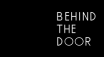 Behind the Door - Poster / Capa / Cartaz - Oficial 1