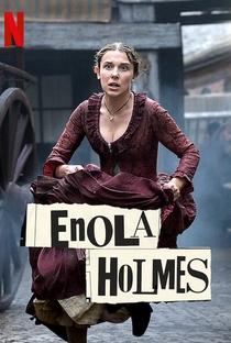 Enola Holmes - Poster / Capa / Cartaz - Oficial 8