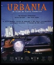 Urbânia - Poster / Capa / Cartaz - Oficial 2