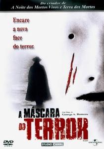 A Máscara do Terror - Poster / Capa / Cartaz - Oficial 3