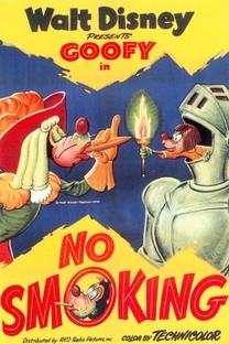 Não Fume - Poster / Capa / Cartaz - Oficial 1