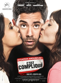 Uma Complicada Situação Amorosa - Poster / Capa / Cartaz - Oficial 1