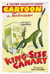 O Canarinho Gigante - Poster / Capa / Cartaz - Oficial 1