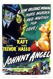 Johnny Angel - Poster / Capa / Cartaz - Oficial 1