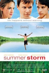 Tempestade de Verão - Poster / Capa / Cartaz - Oficial 1