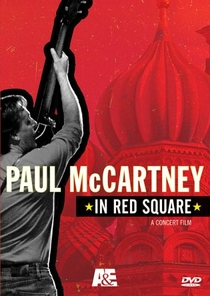 Paul McCartney - Live in Red Square - Poster / Capa / Cartaz - Oficial 1