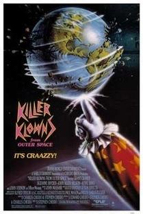 Palhaços Assassinos do Espaço Sideral - Poster / Capa / Cartaz - Oficial 6