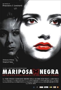 Mariposa Negra - Poster / Capa / Cartaz - Oficial 1