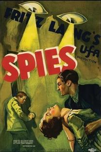 Espiões - Poster / Capa / Cartaz - Oficial 2