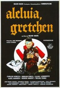 Aleluia, Gretchen  - Poster / Capa / Cartaz - Oficial 1