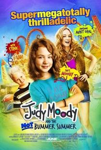 Judy Moody Em Férias Incríveis - Poster / Capa / Cartaz - Oficial 1