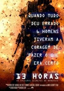 13 Horas - Os Soldados Secretos de Benghazi - Poster / Capa / Cartaz - Oficial 5