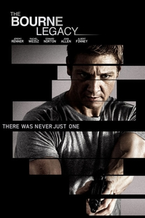 O Legado Bourne - Poster / Capa / Cartaz - Oficial 8