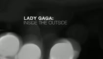 Lady Gaga Inside The Outside - Poster / Capa / Cartaz - Oficial 1