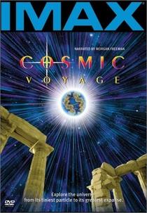 Viagem Cósmica - Poster / Capa / Cartaz - Oficial 1