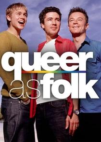 Queer as Folk - Os Assumidos - Poster / Capa / Cartaz - Oficial 5