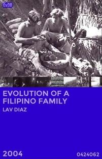 Evolução de uma Família Filipina - Poster / Capa / Cartaz - Oficial 1