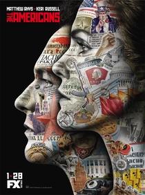 The Americans (3ª Temporada) - Poster / Capa / Cartaz - Oficial 1