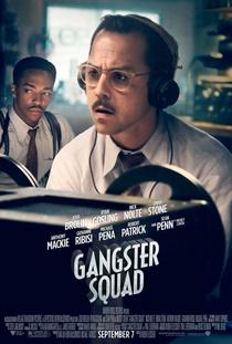 Caça aos Gângsteres - Poster / Capa / Cartaz - Oficial 9