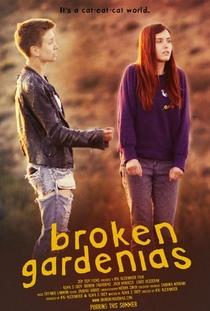 Broken Gardenias - Poster / Capa / Cartaz - Oficial 1